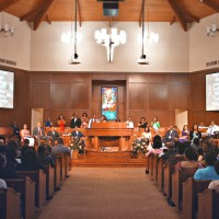 Pourquoi je vais à l'église le samedi